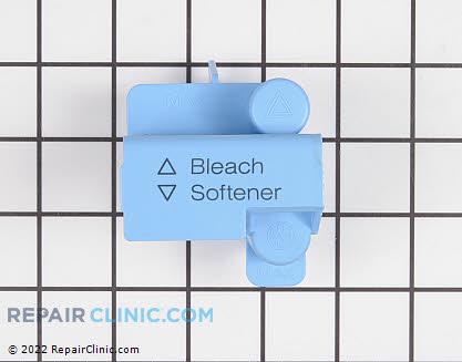 Rinse Aid Dispenser Cap DC67-00121B Main Product View