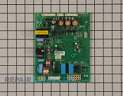 Control Board - Part # 1528401 Mfg Part # EBR41956418