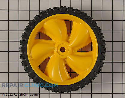 Wheel 734-04087 Main Product View