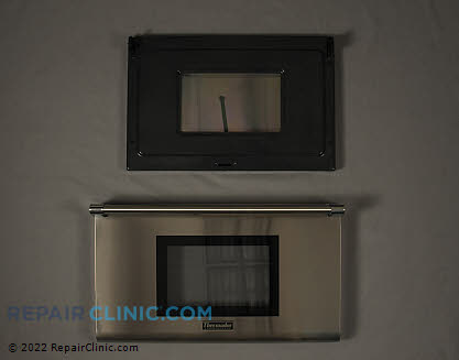 Oven Door Glass 00478935 Main Product View