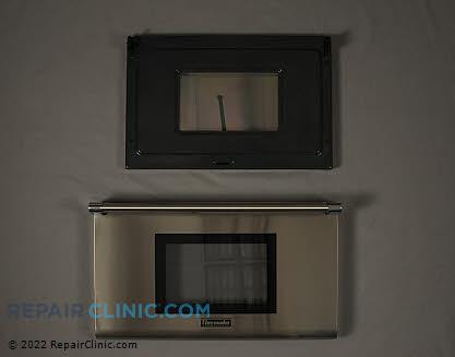 Oven Door Glass 00478935 Main Product View