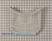 Lint Filter - Part # 2656948 Mfg Part # ADQ73373201