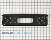 Control  Panel - Part # 1087254 Mfg Part # WB36T10693