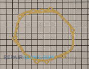 Gasket - Part # 1796426 Mfg Part # 11381-ZE9-801