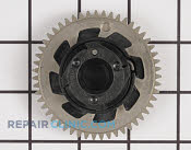 Final starter gear & pawl asse - Part # 1952606 Mfg Part # 310693001