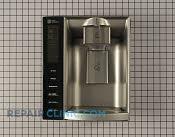 Dispenser Façade - Part # 2654308 Mfg Part # ACQ75432158