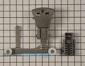 Dishrack Roller and Adjuster - Part # 1873307 Mfg Part # W10251050