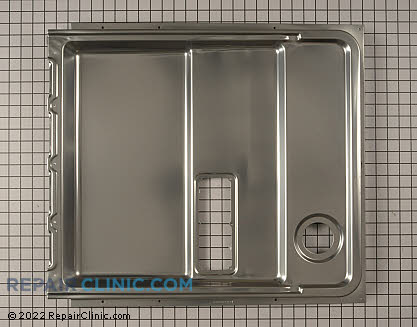 Inner Door Panel W10467363 Main Product View