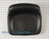 Riding Lawn Mower Seat - Part # 1844411 Mfg Part # 957-0378