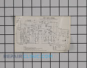Wiring Diagram - Part # 1165678 Mfg Part # 5304451803
