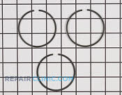 Piston Ring Set - Part # 1914843 Mfg Part # 13010-ZL8-003