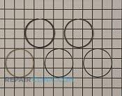 Piston Ring Set - Part # 1658808 Mfg Part # 13008-6058