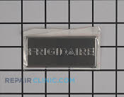 Nameplate - Part # 1564801 Mfg Part # 242016301