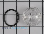 Light  Lens - Part # 2106747 Mfg Part # 607640