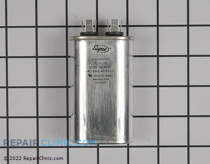 Run Capacitor CPT00180 Main Product View