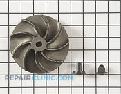Fan Blade - Part # 2148383 Mfg Part # 114-9020