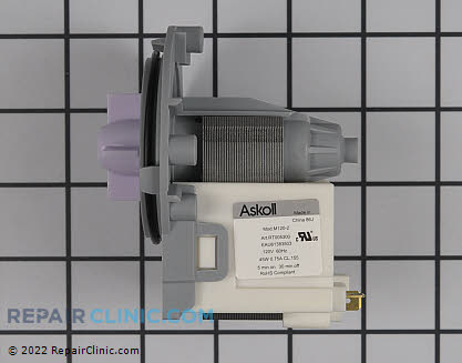 Circulation Pump EAU61383503 Main Product View