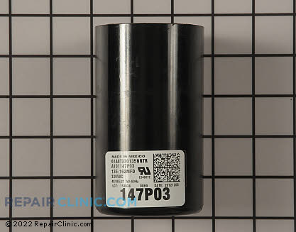 Capacitor CPT00091 Main Product View