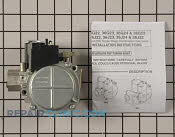 Gas Valve Assembly - Part # 2617325 Mfg Part # VAL07731