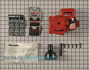 Kit starter  (use h - Part # 1957722 Mfg Part # A04638C