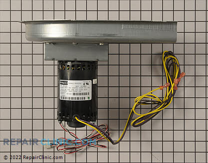 Draft Inducer Motor 50DK406815 Main Product View