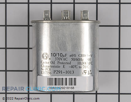 Run Capacitor P291-1013 Main Product View