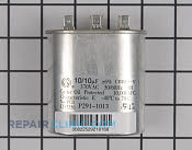 Run Capacitor - Part # 2386474 Mfg Part # P291-1013