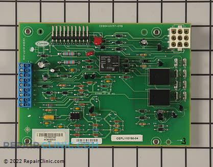 Control Board HK36AA002 Main Product View