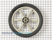 Rear  Wheel - Part # 2967125 Mfg Part # 583114901