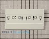 Dispenser Front Panel - Part # 1370933 Mfg Part # MDQ34599701