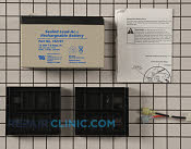 Battery - Part # 1840503 Mfg Part # 791-181624