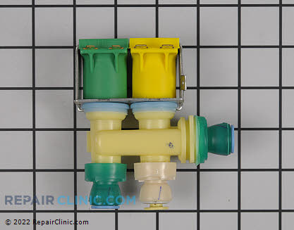 Water Inlet Valve W10279866 Main Product View