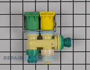 Water Inlet Valve - Part # 2117142 Mfg Part # W10279866
