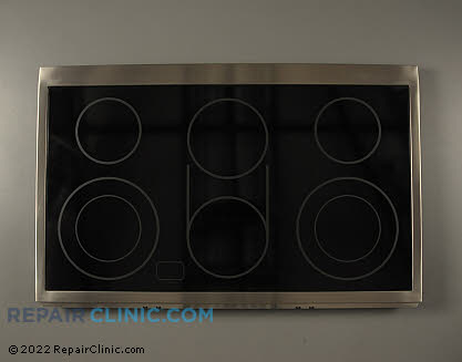 Glass Cooktop 318185206       Main Product View