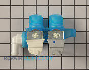 Water Inlet Valve - Part # 1552836 Mfg Part # W10289387