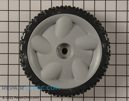 Wheel Assembly 119-0321 Main Product View