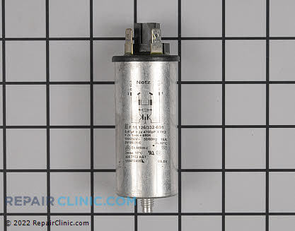 Capacitor 00170843 Main Product View