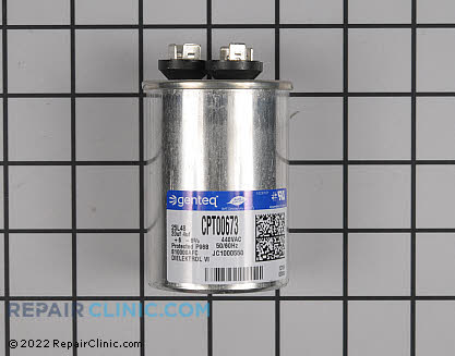 Capacitor CPT00673 Main Product View