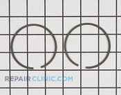 Piston Ring Set - Part # 1856072 Mfg Part # 679252
