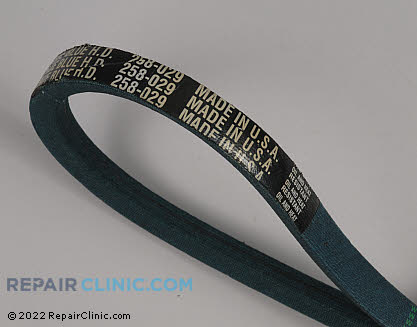 Belt 258-029 Main Product View