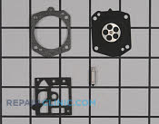Gasket - Part # 1987734 Mfg Part # 530069850