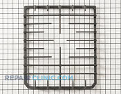 Burner Grate - Part # 1161416 Mfg Part # 00444189