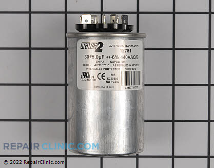 Run Capacitor CPT00659 Main Product View