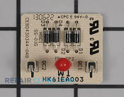 Relay Board - Part # 2381144 Mfg Part # HK61EA003