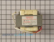 High Voltage Transformer - Part # 1914271 Mfg Part # RTRNA594WRE0