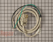 Power Cord - Part # 2645157 Mfg Part # 0130P00058