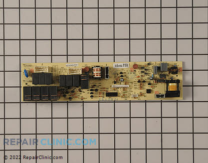 Relay Board 8206603         Main Product View