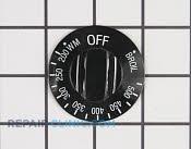 Thermostat Knob - Part # 1934989 Mfg Part # 1842A058