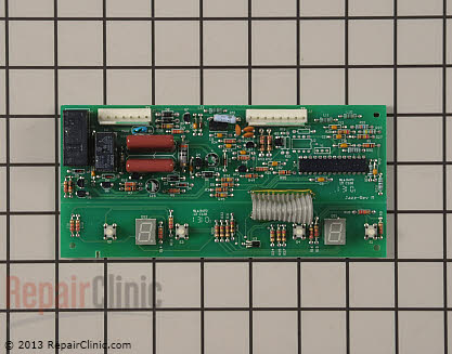 Control Board W10503278 Main Product View