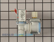 Water Inlet Valve - Part # 2117143 Mfg Part # W10279909